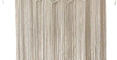 tapiz macramé paso a paso